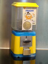 Kaugummiautomat und Kapselautomat aus den 90er Jahren - 50 Cent - kultig