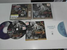 CASTLEVANIA SYMPHONY OF THE NIGHT  SONY PLAYSTATION ,PS2, PS3 PSX   JAPONES