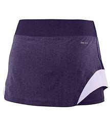 Nike Women's Dri-Fit Tennis Skort Gray/purple  (549837 506) Sz:XS RP:$55