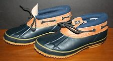 Women's Northeast Outfitters Duck Boots Shoes Rubber Mocs 6 Steel Shank MINT