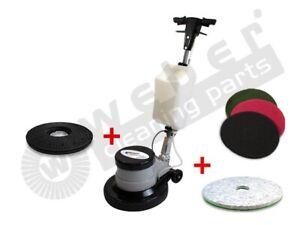 Profi Einscheibenmaschine CT 17 Poliermaschine Schleifmaschine Bohnermaschine