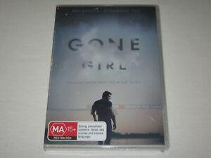 Gone Girl - Ben Affleck - Brand New & Sealed - Region 4 - DVD