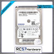 """HDD 2.5"""" 320Go Samsung SpinPoint M7E (5400Rpm - SATA 3Gb/s - HM321HI)"""