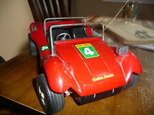 Large Radio Shack Vintage Road Star G2 RC Dune Buggy by Nikko, No Controller