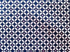 Patchworkstoff Dekostoff Baumwollstoff Stoff Graphische Muster 115 cm