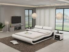 Luxus Leder Bett mit USB Polster Betten Doppel Modernes Ehe 140/160/180 LB8825