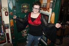 Handmade  Women's Bustier Vest Corset Ren-fair GypsyTop