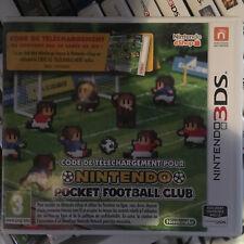 Nintendo Pocket Football Club - Nintendo 3DS - NEUF sans blister