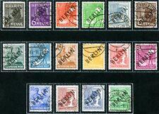 BERLIN 1948-1990 gest später ** SAMMLUNG ca 5000€(U6990d