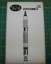 New Ware 1/144 Titan II Gemini LV Kit No. NW082