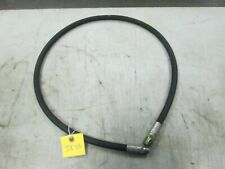 "275 Deg Pressure Washer Hose 4000 PSI 52"" Long 3/8"" ID 5/8""x3/4"" Flared End(New)"