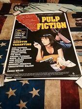 Poster cinema Pulp Fiction e Il Cacciatore