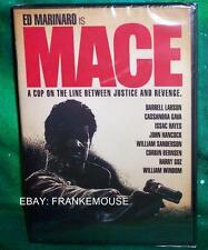 NEW RARE OOP CODE RED ED MARINARO ISSAC HAYES MACE AKA DEAD AIM MOVIE DVD 1987