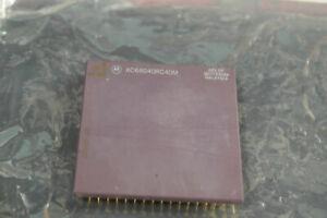 Motorola 68040 CPU Processor PGA179 40MHz XC68040RC40M for Apple/ Amiga