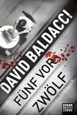 Deutschsprachige Krimis & Thriller-Bücher als Erstausgabe-Baldacci David