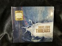 Sheryl Crow - Threads - Cd Sealed. Fast shipping!