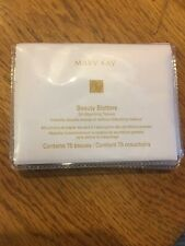 (2) Brand New Mary Kay Beauty Blotters Oil-Absorbing 75 Tissues Old Stock