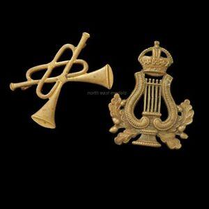 British Army Musician / Bandsman and Trumpet Arm Badge