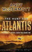 The Hunt for Atlantis (Nina Wilde/Eddie Chase 1) by Andy McDermott | Paperback B