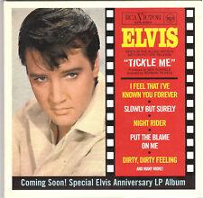 Elvis TICKLE ME Rare RCA BMG FTD CD Outtakes Masters alternate takes Movie Film