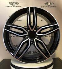 """4 CERCHI IN LEGA COMPATIBILI Toyota Auris C-hr Corolla Prius Rav4 Verso da 18"""""""
