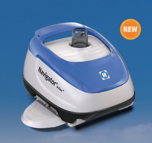 HAYWARD POOL CLEANER NAVIGATOR VFLEX  THE LATEST MODEL IMPROVED MODEL TO THE XL