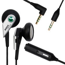 Sony Ericsson MH-500 Stereo Bass Reflex Headset Black for the Vivaz Vivaz Pro NW