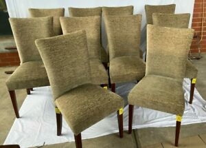 Upholstered Dining Chairs + Delivery Included