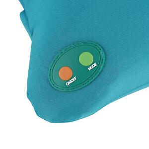 Neck Massage Cushion/Pillow Portable Electric Massager Vibrating Shoulders Neck