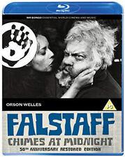 Falstaff Chimes at Midnight Blu-ray DVD Region 2