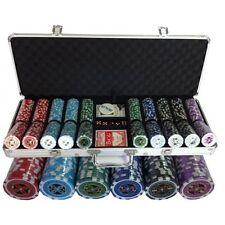MALETIN LASER ULTIMATE 500 FICHAS Poker poquer (Nuevos¡¡  Somos Tienda Online)