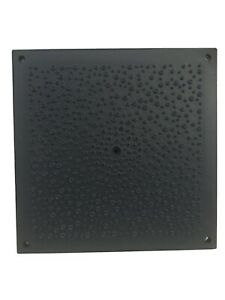 "KOHLER 1408308 REAL RAIN PANEL ONLY REPLACEMENT PART-19.5""-GREY-1.75 GPM"