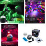 Music Rhythm Sound Activated Car Interior LED Auto DJ Disco Flash Lamp KK D33-12