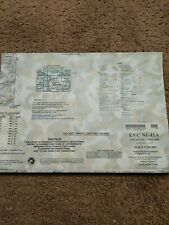 US ARMY ESCAPE EVASION CHART MAP EVC NI-41A. Afghanistan, Iraq. 2nd ed. June 09