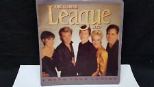 The Human League Red - I Need Your Loving  / Instrumental Version
