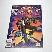 Street Fighter II #2 (Tokuma Comics)1994 -- Capcom Video Game Comic -- NM-