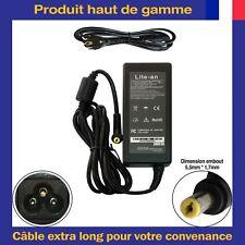 Chargeur d'Alimentation eMachines EM350 EM250 E520 E525 E527 E730Z E729 E729Z