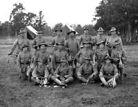 "1910 National Guard Bugle Corps, Washington Vintage Photo 8.5"" x 11""  Reprint"
