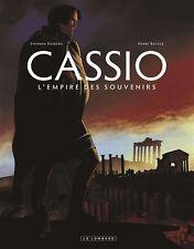 CASSIO ** TOME 9 L EMPIRE DES SOUVENIRS ** EO NEUF DESBERG/RECULE
