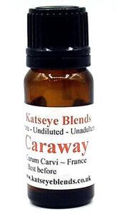 Caraway Essential Oil x 10ml Therapeutic Grade 100% Pure