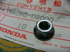 Honda CB 750 Four K3 - K6  Mutter für Zylinderkopf Befestigung Nut, Flange 8 mm