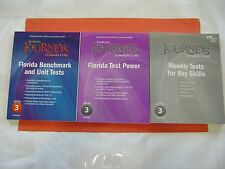 Florida Journeys Common Core: Tests Grade 3