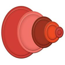 Spellbinders Nestabilities CLASSIC OVALS SMALL 5 DIES