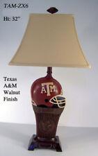 """Texas A&M NCAA 33"""" NCAA Helmet Lamp"""