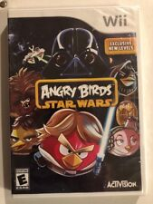 Angry Birds Star Wars Wii [Factory Refurbished]Cleaned & Sealed