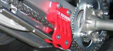 TRX450R/ER  Rear Chain Guide Back Sprocket Red Standard Swingarm Honda Stock