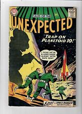 Unexpected #41 Early Silver Age sci-fi from Dc Comics! Grade 5.0