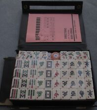 148 Tiles Mah Jong Game Set - Unused - Never Opened.