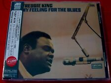 Freddie King My Feeling For The Blues CD NEW SEALED 2012 Digitally Remastered