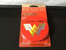 New Limited Edition Revlon Ww84 Wonder Woman Two Mirror Compact